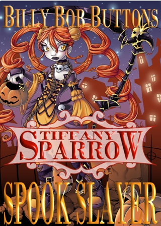Tiffany Sparrow Spook Slayer