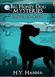 Curse of the Scarab by H Y Hanna