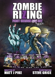 Zombie RiZing First Season by Matt J Pike