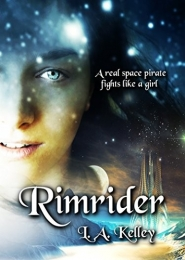 Rimrider (Rimrider Adventures Book 1) by L A Kelley