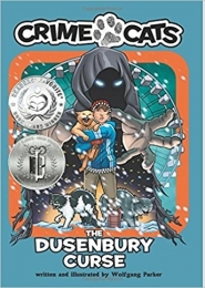 Crime Cats: The Dusenbury Curse by Wolfgang Parker