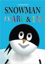 Snowman vs. ABC & 123 by Michael Wayne