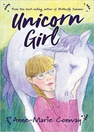 Unicorn Girl by Anne-Marie Conway