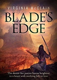 Blade's Edge by Virginia McClain