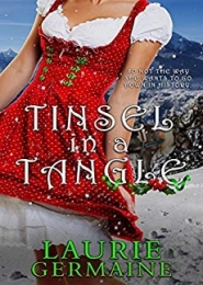 Tinsel in a Tangle by Laurie Germaine