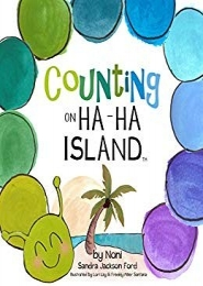 Counting on Ha Ha Island by Noni - Sandra Jackson Ford