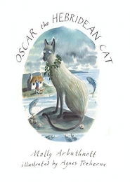 Oscar the Hebridean Cat by Molly Arbuthnott