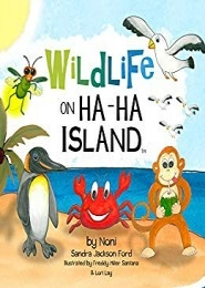 Wildlife on Ha Ha Island by Noni - Sandra Jackson Ford