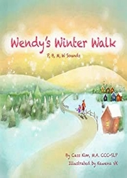 Wendy's Winter Walk by Cass Kim