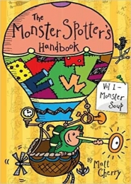 The Monster Spotter's Handbook by Matt Cherry