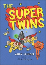 The Super Twins by Andy Slinger
