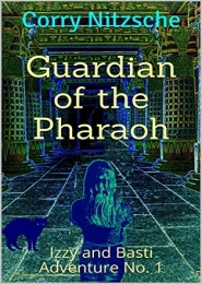 Guardian of the Pharaoh by Corry Nitzsche